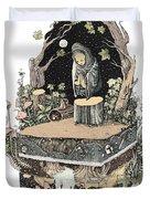 Priest Duvet Cover
