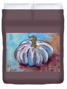 Pumpkin No. 4 Duvet Cover