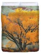 Radiant  Duvet Cover by Dustin LeFevre