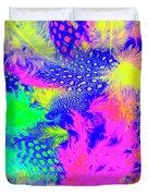 Rainbow Radiance Duvet Cover