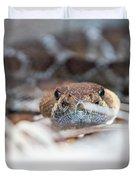 Rattle Snake Duvet Cover