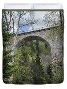 Ravenna Gorge Viaduct 05 Duvet Cover