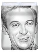 Ray Price Duvet Cover
