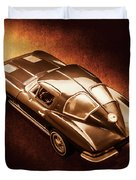 Ray Tail Duvet Cover
