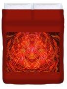Red Lion Duvet Cover