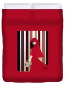 Red Riding Hood Duvet Cover