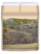 Reverie Of Dakota West Duvet Cover