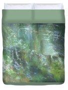 River Spirits Duvet Cover