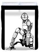 Robot Duvet Cover