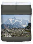 Rocky View Duvet Cover