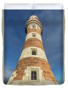 Roker Lighthouse 1 Duvet Cover