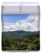 Rolling Hills, Open Sky Duvet Cover