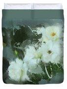 Rose Harmony Duvet Cover