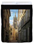 Saint Andre Cathedral Duvet Cover
