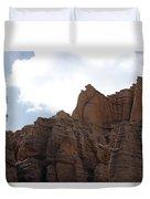 Sandstone Hoodoos Duvet Cover