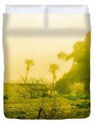 Sapa Landscape, Vietnam Duvet Cover