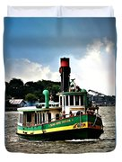 Savannah Belles Ferry Duvet Cover