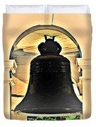 Savannah Exchange Bell Duvet Cover