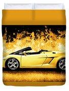 Scorcher Duvet Cover