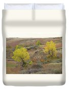 September Trees Reverie Duvet Cover