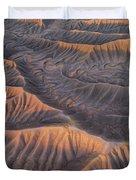 Serpentine  Duvet Cover by Dustin LeFevre