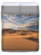 Shadowed Duvet Cover by Russell Pugh