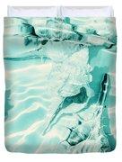 Shell Shallows Duvet Cover
