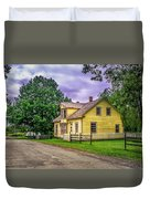 Sherbrooke Village 001 Duvet Cover