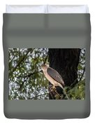 Shikra In The Wild Duvet Cover