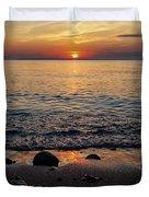 Sleeping Bear Bay 1 Duvet Cover