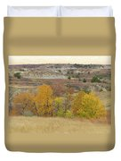 Slope County September Splendor Duvet Cover