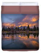 Snake River Glory Duvet Cover