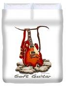 Soft Guitar - 3 Duvet Cover