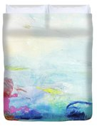Somewhere Else Duvet Cover