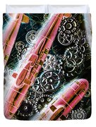 Southern Submarines  Duvet Cover