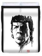 Spock Duvet Cover