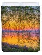 Spring Morning At 5.43 Duvet Cover