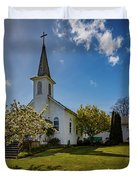 St. Paul's Catholic Church 2 Duvet Cover