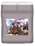 Stagecoach 2 Duvet Cover