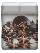 Star Anise 4825 By Tl Wilson Photography  Duvet Cover