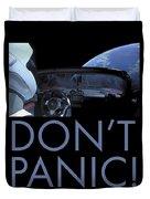 Starman Don't You Panic Now Duvet Cover