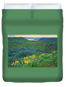 Steamboat Rock 01 Duvet Cover