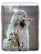 Stevie Nicks Duvet Cover