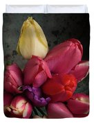 Still Life With Tulips 35 Duvet Cover