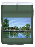 Straw Jack Carshalton Duvet Cover