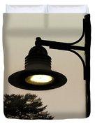 Street Lamp Duvet Cover