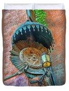Street Light Duvet Cover