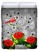 Subjective Design Duvet Cover