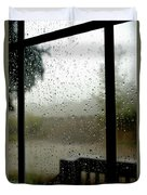 Summer Storms Duvet Cover
