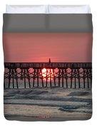 Sunrise Myrtle I Duvet Cover